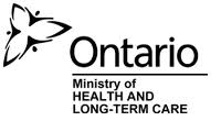 Ministry of Health and Long Term Care logo