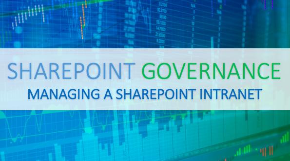 SharePoint Intranet Governance