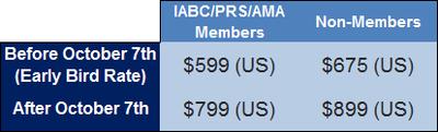 IGF pricing - Both days
