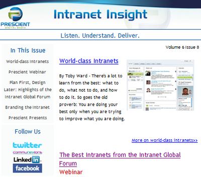 Intranet Insight