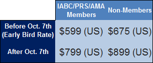 IGF pricing - both days