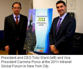 Carm and Toby IGF 2011