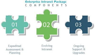 Enterprise Intranet Package Components